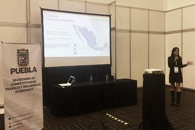 Puebla promueve ventajas competitivas ante industria automotriz