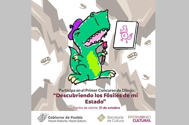 Abre la Secretaría de Cultura concurso de dibujo infantil