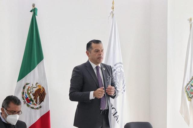 TSJ Puebla estandariza salarios de secretarios de estudio y cuenta