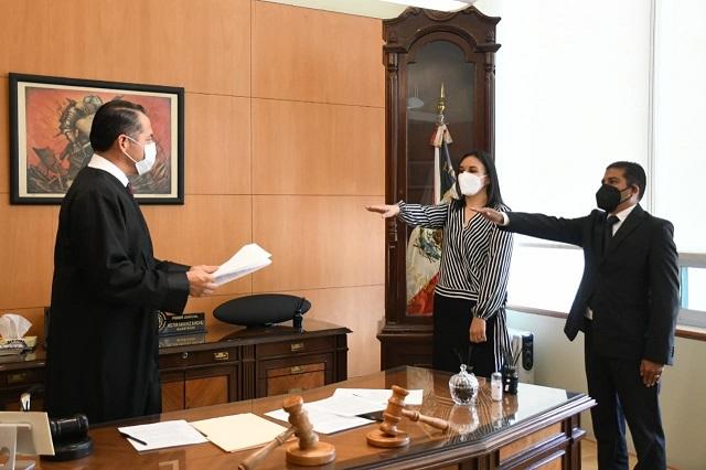TSJ nombra nuevos jueces y acuerda cambios de adscripción