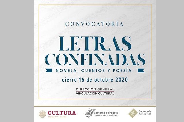 Publicará Secretaría de Cultura obras de comunidad literaria poblana