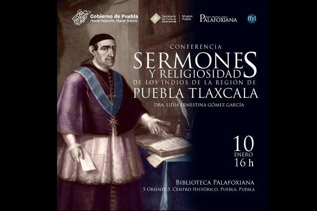 Convocan al seminario La república de las letras en la Puebla virreinal