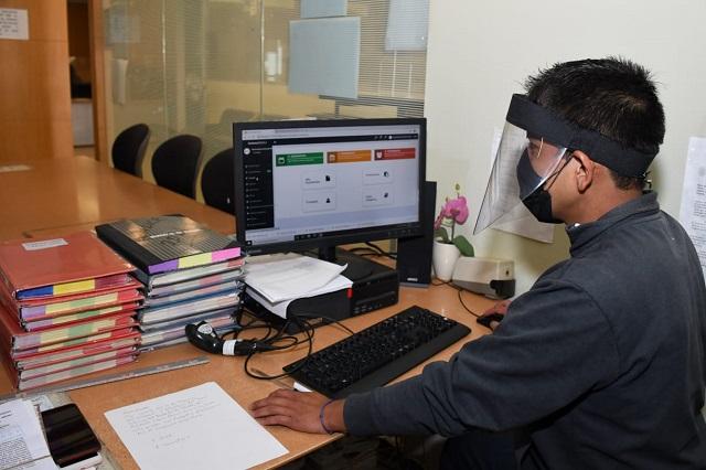 Arranca Poder Judicial implementación de libros electrónicos en los juzgados