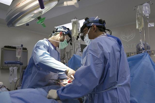 En hospitales del Issste logran 14 trasplantes durante una semana