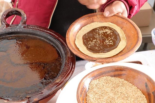 Organizan expo-venta artesanal y gastronómica en Puebla