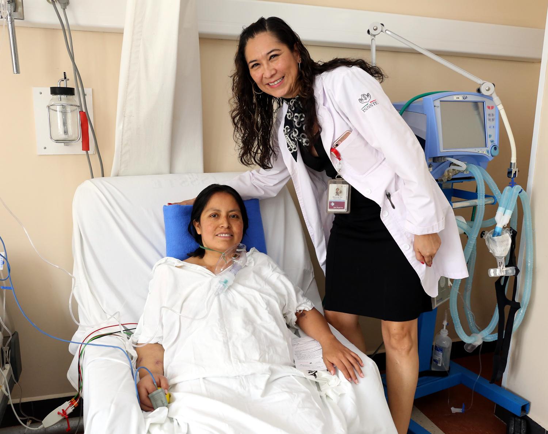 Doctora del ISSSTE, primera mujer en trasplantar un corazón en México