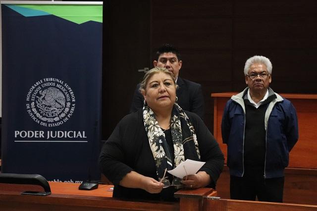 Peritos del Semefo se capacitan en Sistema de Justicia Penal