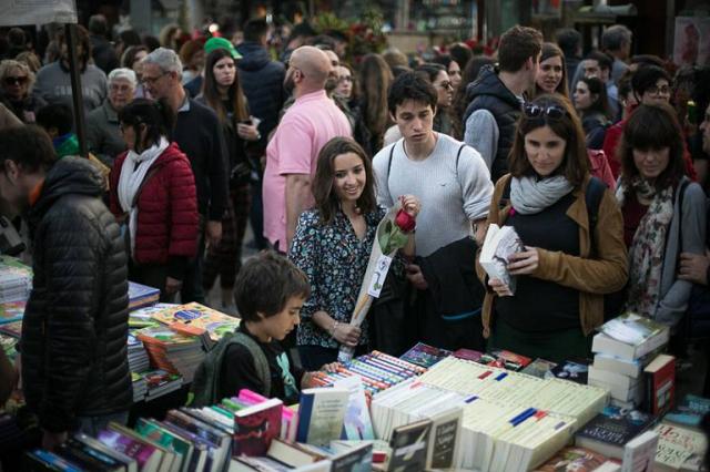 23 de abril, Día Internacional de El Libro