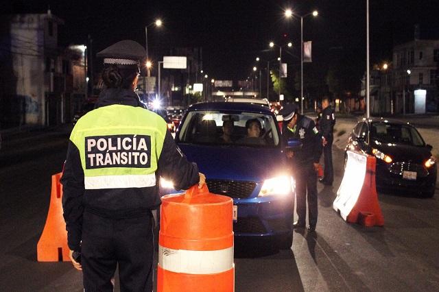 Asaltó a taxista en San José Chapulco pero policías lo detuvieron