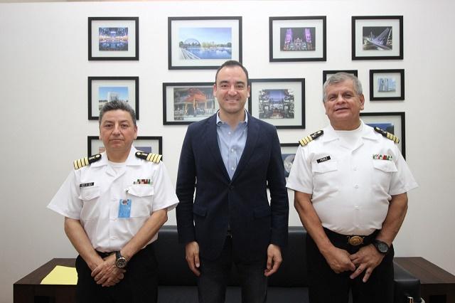 Alistan inicio de operaciones  en  terminal naval de San José Chiapa