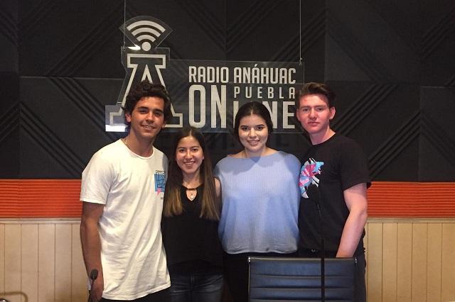 Radio Anáhuac Puebla Online festeja su sexto aniversario