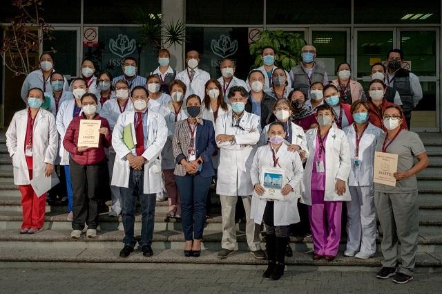 Hospital Regional del ISSSTE Puebla logra ISO 9001:2015