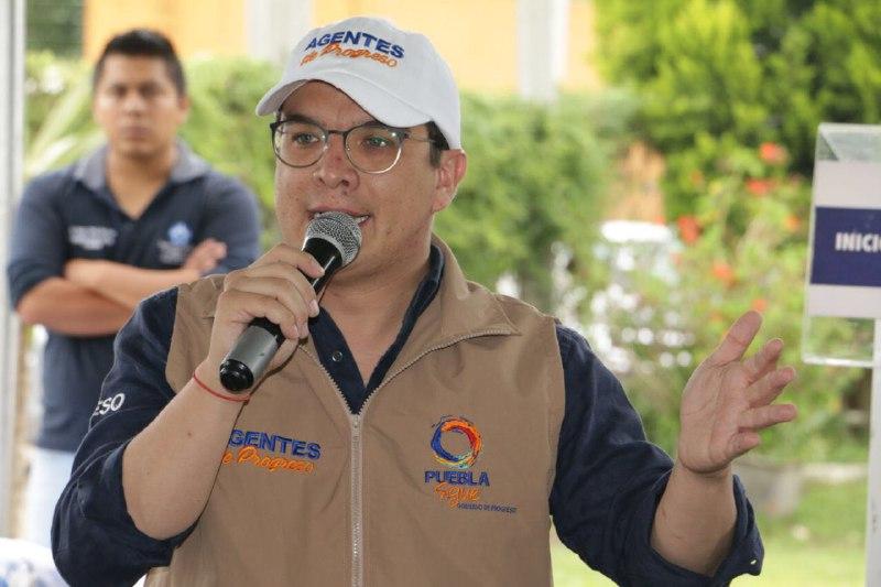 Sedeso inicia programa recámara adicional en San Andrés Cholula