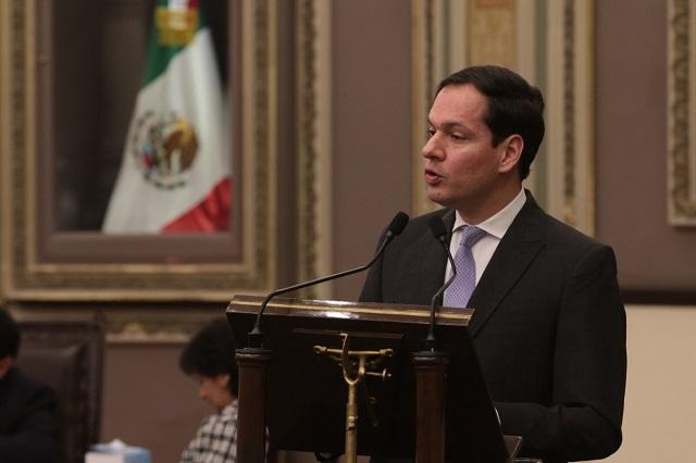 Congreso, sin condiciones para toma de protesta de Alonso: Kuri