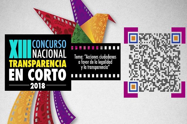 SFP invita a cineastas al concurso Transparencia en corto