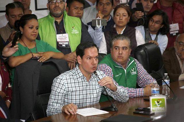 Barbosa tiene el respaldo de miles de ciudadanos, sostiene Kuri