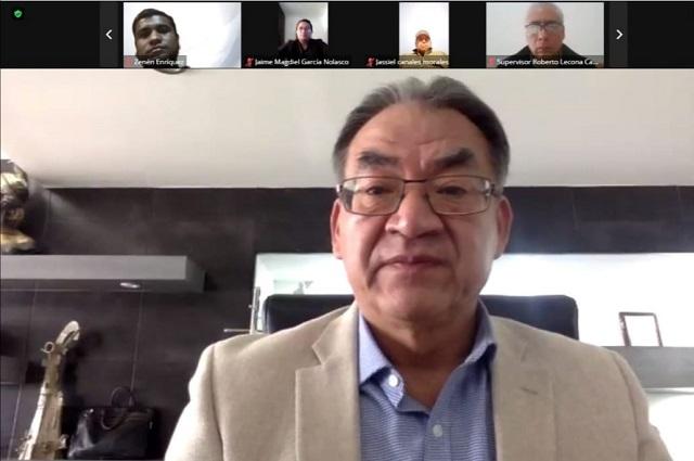 En Consejo Técnico virtual, 12 mil escuelas de Puebla
