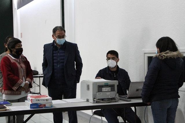 Otorgará SEP 660 plazas a maestros de educación básica en Puebla
