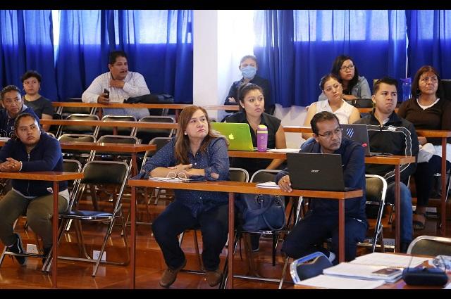 Por COVID-19, sesionan Consejos Técnicos Extraordinarios en Puebla
