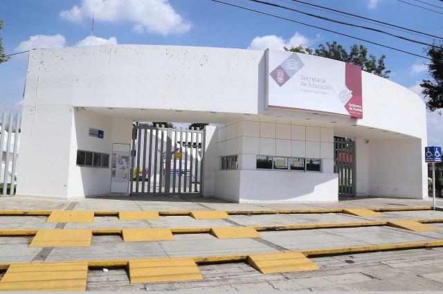 Pide SEP Puebla no aumentar cuotas escolares y cobrarlas en abonos