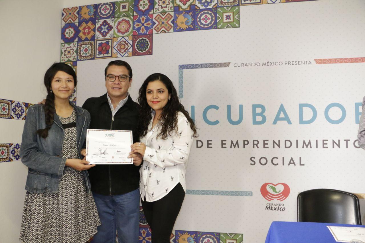 Premia Sedeso proyectos innovadores de emprendimiento social