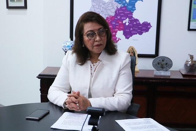 Respondió SEDIF oportunamente ante contingencia: Leonor Vargas