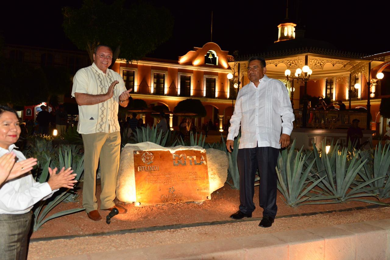 Atlixco y Mitla se hermanan para promover la cultura y el turismo