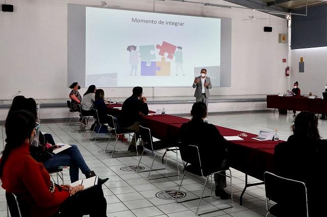 Realiza SEP Puebla  taller con Asesores Técnicos Pedagógicos