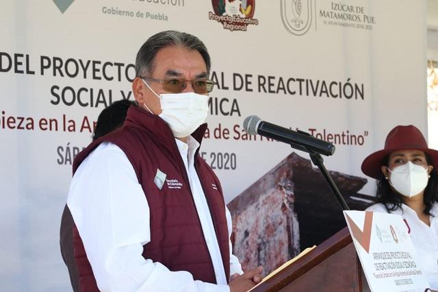 A través de tecnológicos promueven proyectos productivos para Puebla