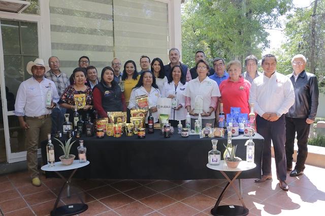 Productores poblanos participan en Expo AgroBaja: Franco Rodríguez