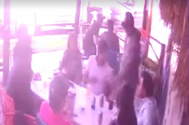 Graban asalto en restaurante del rumbo de la Ibero Puebla