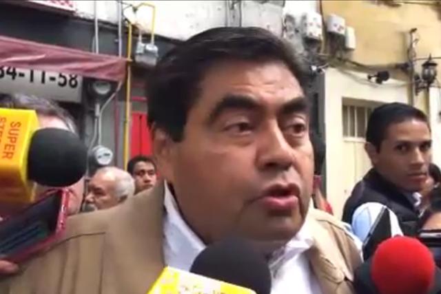 Barbosa confía en el TEPJF y en barrer a Martha Erika en nueva elección
