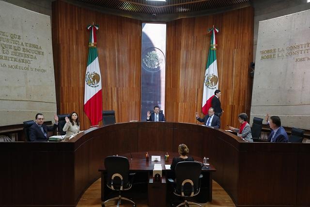 PES no podrá participar en elección de gobernador: TEPJF