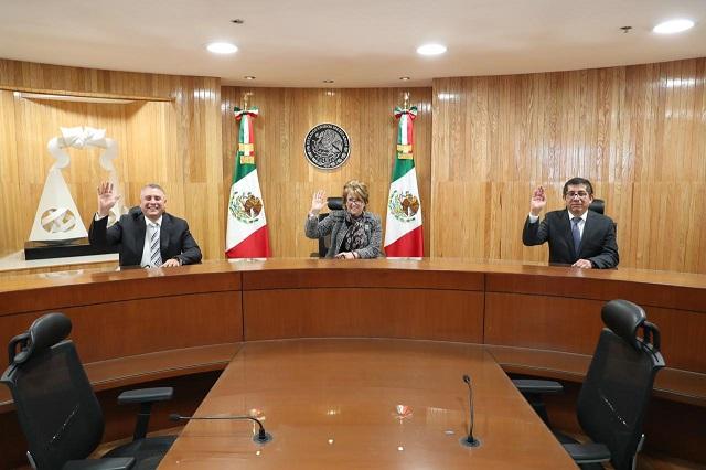 Designan a Héctor Romero como presidente de la sala CDMX del TEPJF