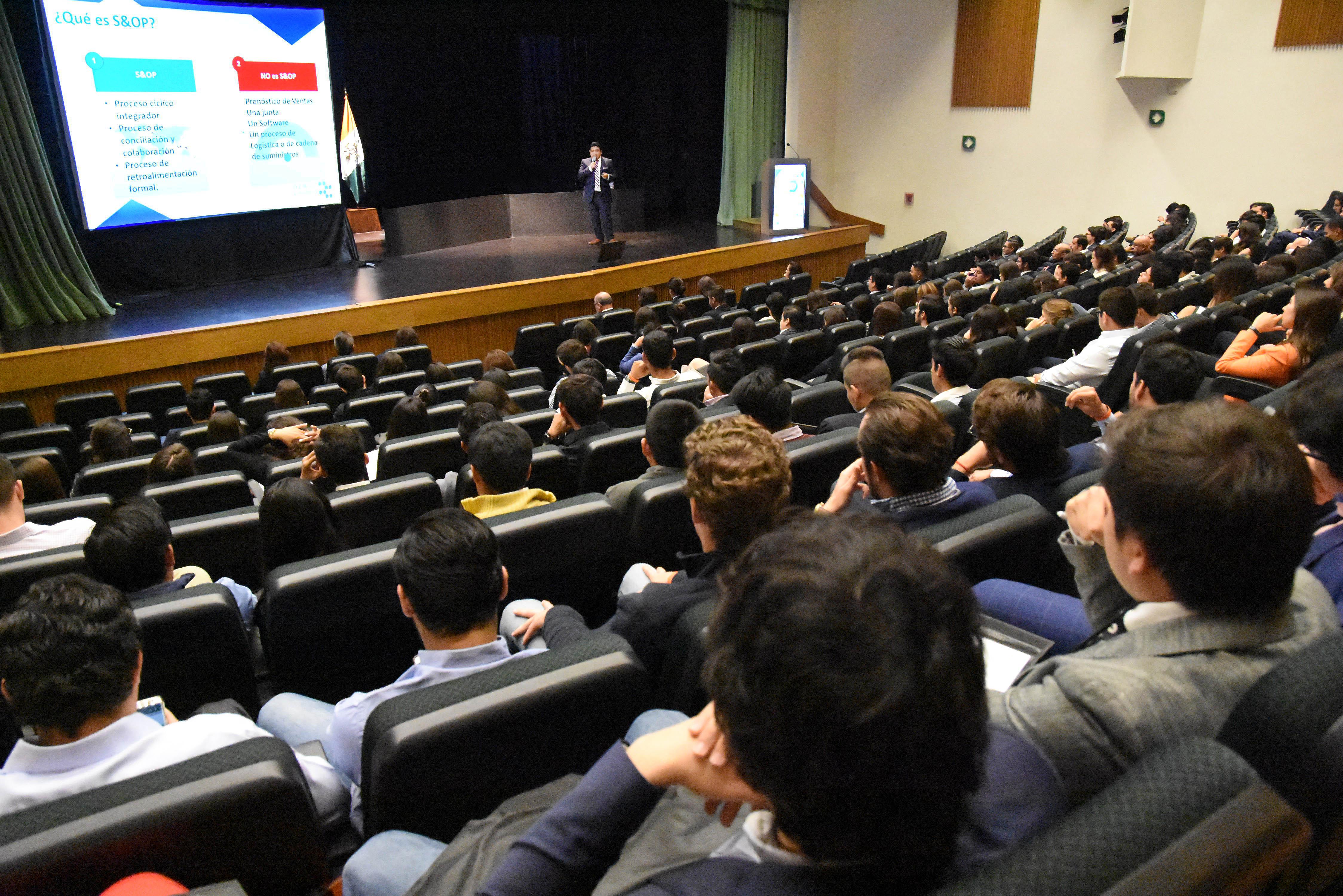 En la UDLAP el XXVIII Congreso de Ingeniería Industrial y Logística ...