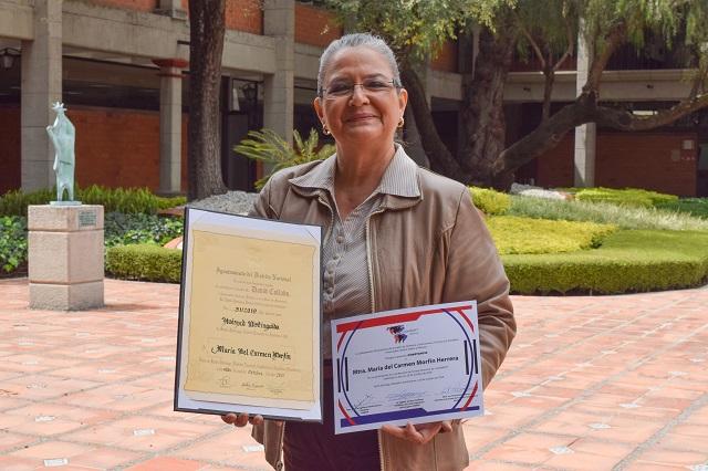 Reconocimiento en Congreso CONPEHT para académica UDLAP