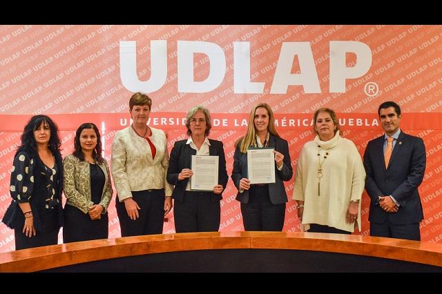 Estudiantes de UDLAP harán prácticas en el Colegio Americano