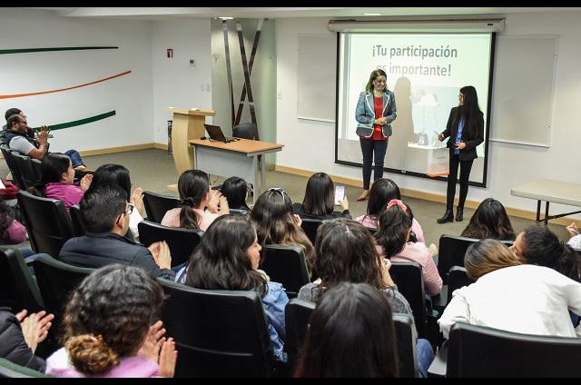 Estudiantes UDLAP se capacitan en el buen uso de medicamentos