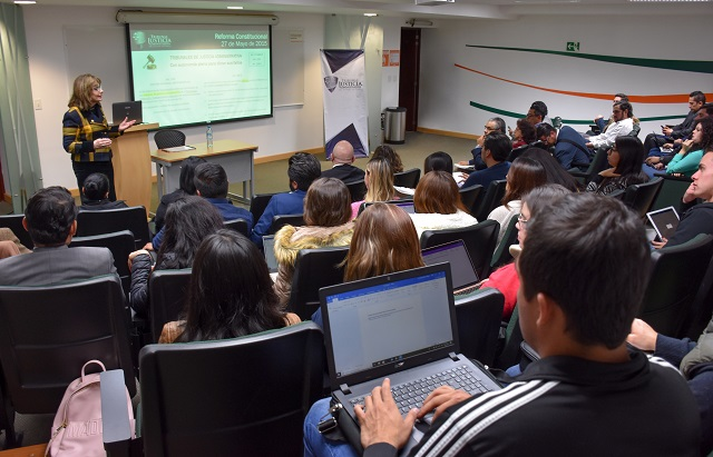 Inauguran cátedra UDLAP y Tribunal de Justicia Administrativa de Puebla