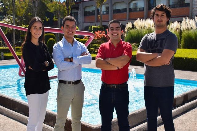 Alumnos UDLAP ganan fase regional de Olimpiada del Conocimiento