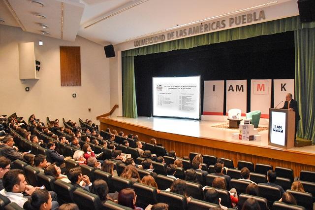 Expertos en Mercadotecnia se reúnen en congreso de Udlap