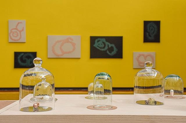 Exposición en Capilla del Arte celebra 50 años de la UDLAP