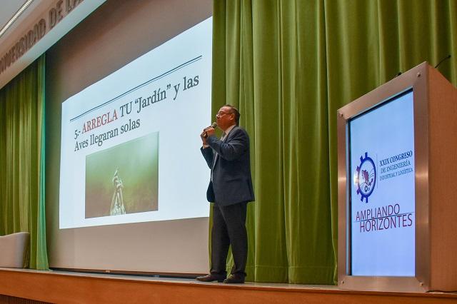 En la UDLAP, el XXIX Congreso de  Ingeniería Industrial y Logística