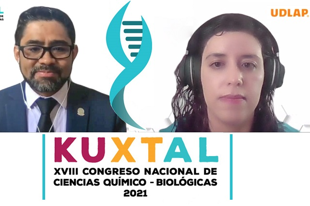 UDLAP presenta el congreso virtual en Ciencias Químico-Biológicas