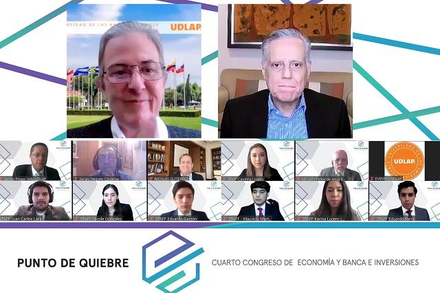Cambiar visión de país para librar bache económico: Congreso Udlap