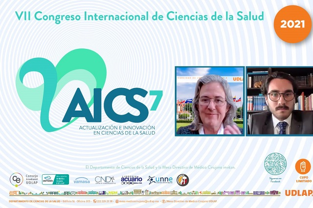 Congreso Internacional de Ciencias de la Salud en UDLAP
