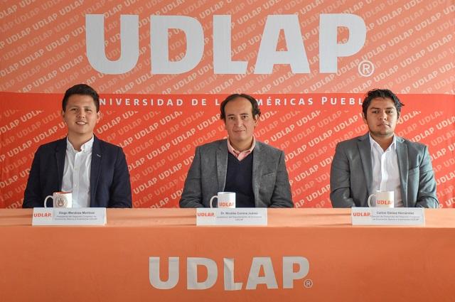 UDLAP alista  Segundo Congreso de Economía, sobre banca e inversiones