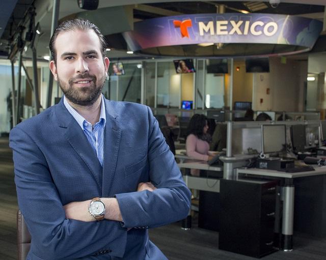 El periodismo en México es una  profesión de alto riesgo: Vega Urreta