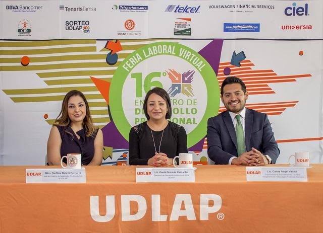 UDLAP presenta la edición 16 del  Encuentro de Desarrollo Profesional