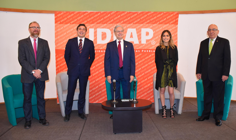 En UDLAP, Congreso de Relaciones Internacionales y Ciencia Política